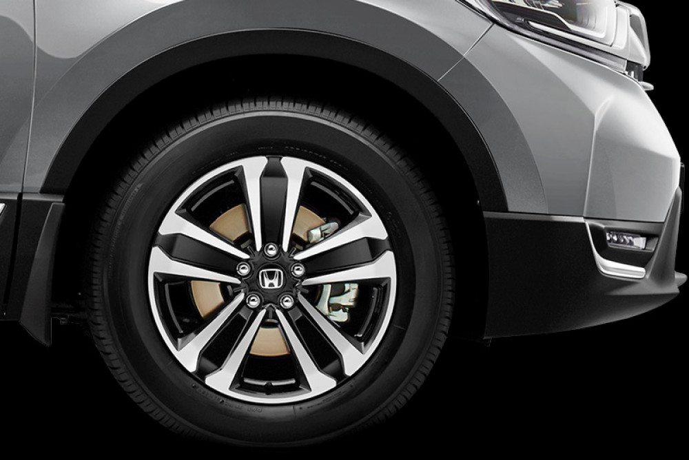 Alloy Wheel Design (type Prestige)