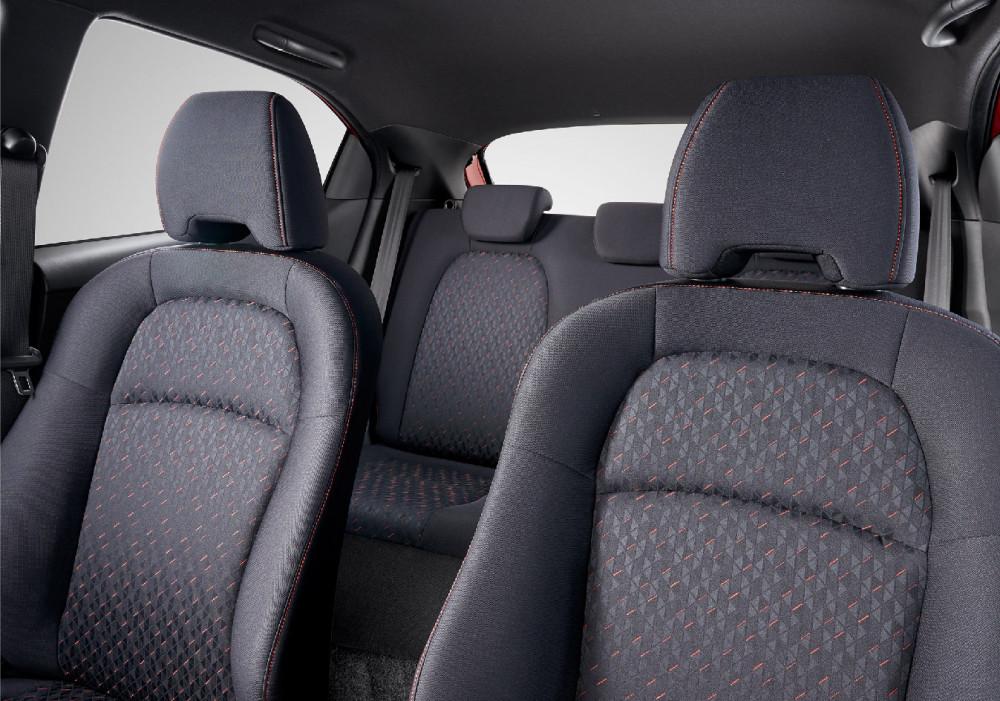 09 Adjustable Headrest