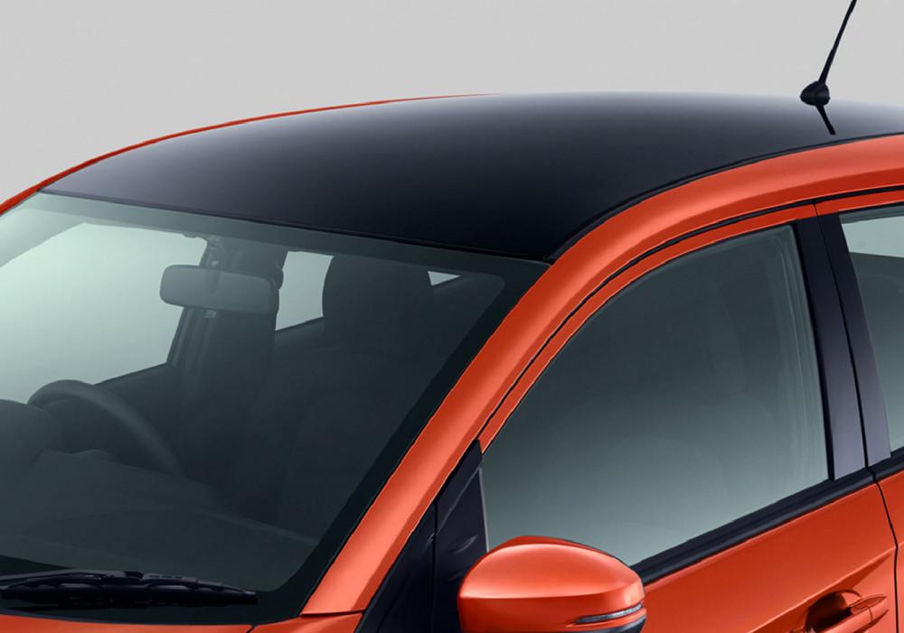 09 Black TOP (Phoenix Orange Pearl - BRIO RS)